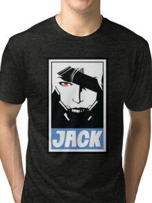 Obey the Ripper Tri-blend T-Shirt