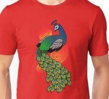 Peacock Unisex T-Shirt