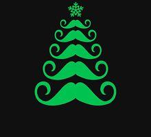 Mustache Christmas Tee Shirt Unisex T-Shirt