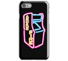 Arcade Fire Neon iPhone Case/Skin