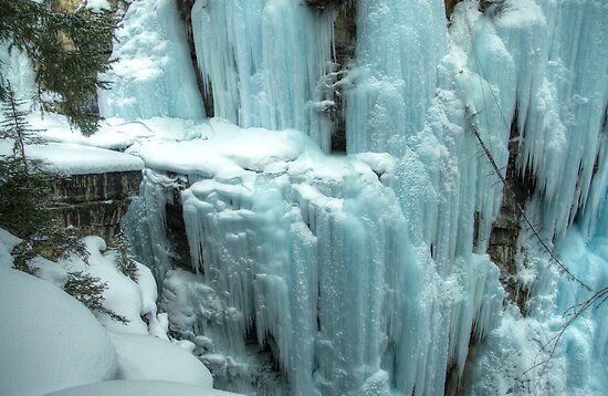 Ice Canyon by Justin Atkins