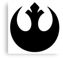 Rebell Alliance Canvas Print
