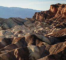 Zabriskie Point by Charles Dobbs Photography