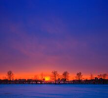 Horizon on Fire and Ice by Owed to Nature