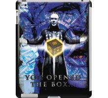 "Pinhead Hellraiser ""You Opened the Box..."" iPad Case/Skin"