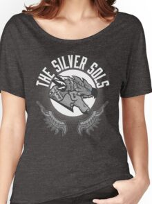 Monster Hunter All Stars - The Silver Sols [Subspecies] Women's Relaxed Fit T-Shirt