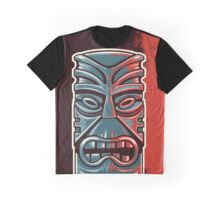 The Tower of Tiki Graphic T-Shirt