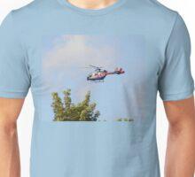 Media Helicopter Unisex T-Shirt