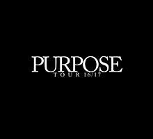 Purpose tour 2016/2017 by lyricaldesigns