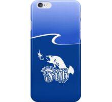 Born to Fish iPhone Case/Skin