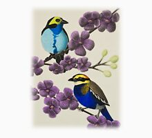Paradise Tanager And Banded Pitta Unisex T-Shirt