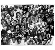 GANG ALL IN RAP  Poster