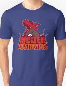 Monster Hunter All Stars - Molten Destroyers T-Shirt