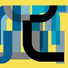Graphic J  by Glenn Launerts
