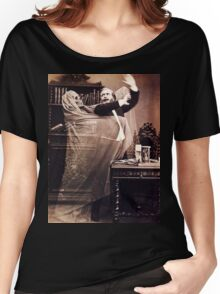 Ghost Attack Vintage photograph Women's Relaxed Fit T-Shirt
