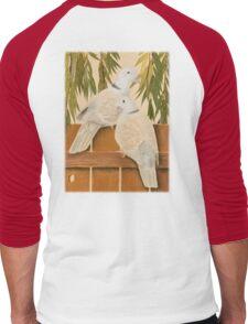 Doves Men's Baseball ¾ T-Shirt