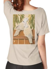 Doves Women's Relaxed Fit T-Shirt