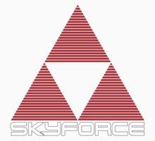 SKYFORCE One Piece - Short Sleeve