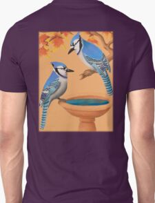 Blue Jays In Fall T-Shirt