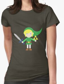 Toon Link Womens Fitted T-Shirt