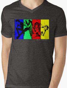cowboyb Mens V-Neck T-Shirt
