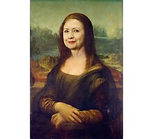 Mona Clinton Photographic Print