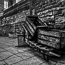 Empty Barrow.  by Mbland