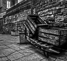 Empty Barrow.  by Mbland