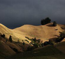 Dark skygate by Duncan Cunningham