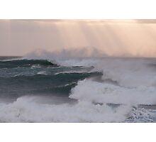 Atlantic Swell Waves Photographic Print