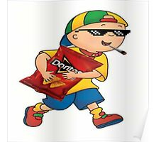 SWAGG CAILLOU  Poster