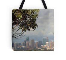Kookaburra Skyline Tote Bag