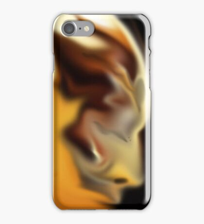 Hidden face iPhone Case/Skin