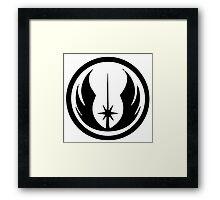 Jedi Order Framed Print