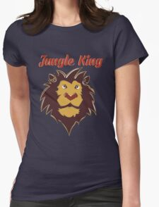 Jungle King Womens Fitted T-Shirt