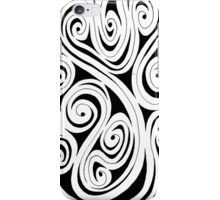Swirly iPhone Case/Skin