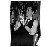 Cocktail Shaker Poster