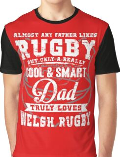 Rugby Dad Graphic T-Shirt