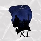 The Eleventh Doctor by MrSaxon