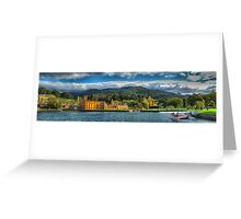 For The Term of Their Natural Life -  Port Arthur World Heritage Area - The HDR Experience Greeting Card