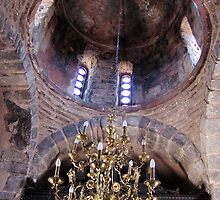 Interior-Myrakephala Church by Francis Drake