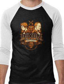 Dixon Brothers Exterminators Men's Baseball ¾ T-Shirt