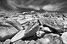 Kosciuszko Rock by reflexio