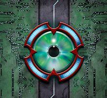 The Guardian Eye by jester666