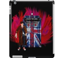 British Time lord iPad Case/Skin