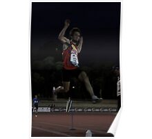Adelaide Track Classic 2013 - Long Jump 16 Poster