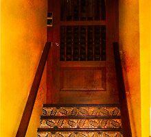 Doorway in Old San Juan by designingjudy