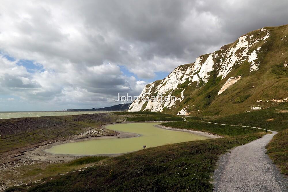 Samphire Hoe, Kent by John Gaffen