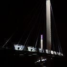 Bridge at Night by andrewjloftis