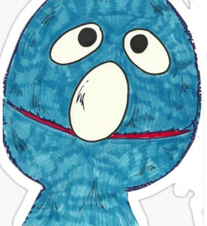 Grover Sticker